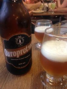 Cerveja Ouropretana / Ouro Preto-MG