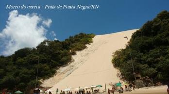 Morro do Careca / Praia de Ponta Negra-RN