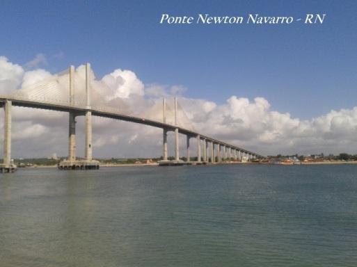 Ponte Newton Navarro - RN