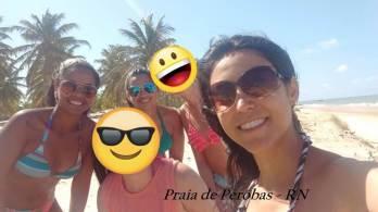 Praia de Peróbas -RN (Tática anti-indenização hahaha)