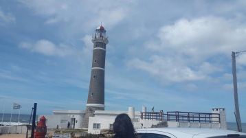 Faro Jose Ignacio (nós fizemos a visitação pra olhar a praia lá do mirante)