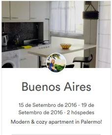 Airbnb Buenos Aires