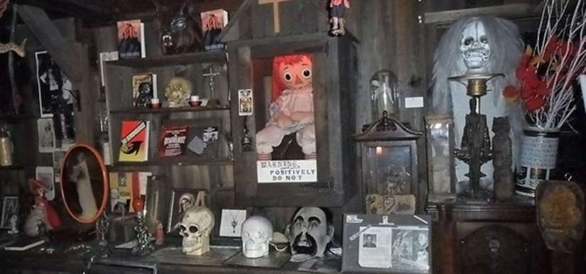 The Warrens Occult Museum