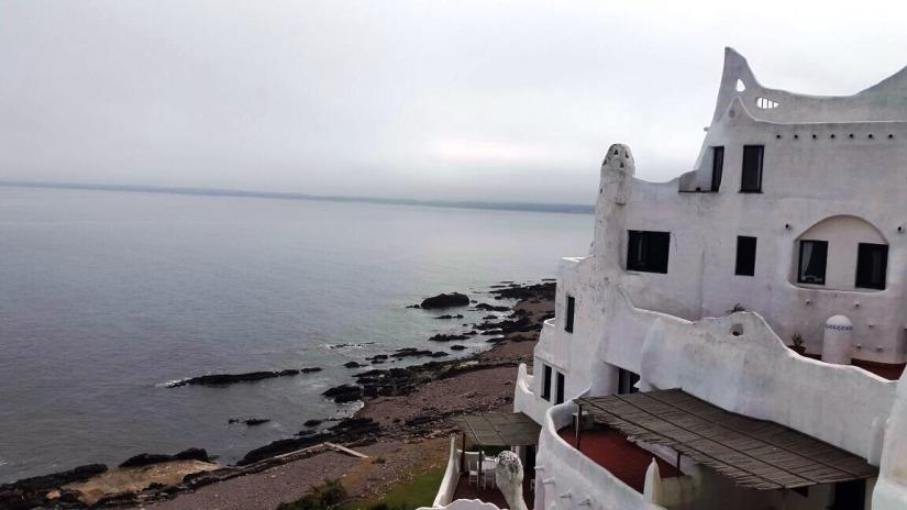 Punta Ballena - Uruguai (Casa Pueblo)