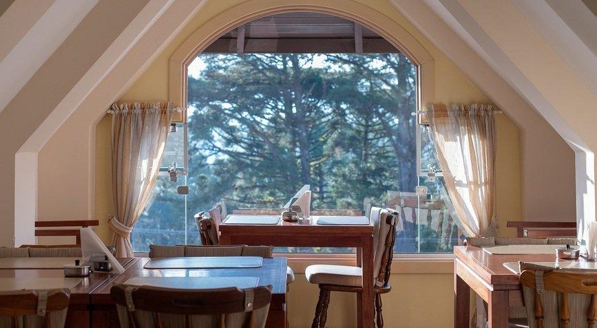 Vista do Café da Manhã Foto: Site Hotel Vista do Vale