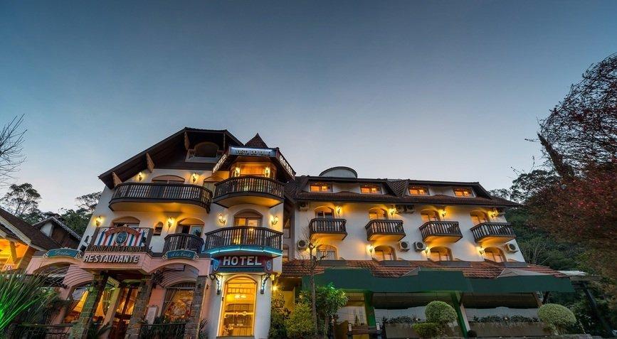 Dica de hospedagem Gramado: Hotel Vista do Vale.