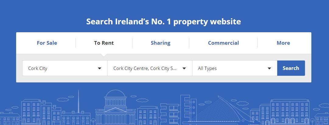 Acomodação Irlanda