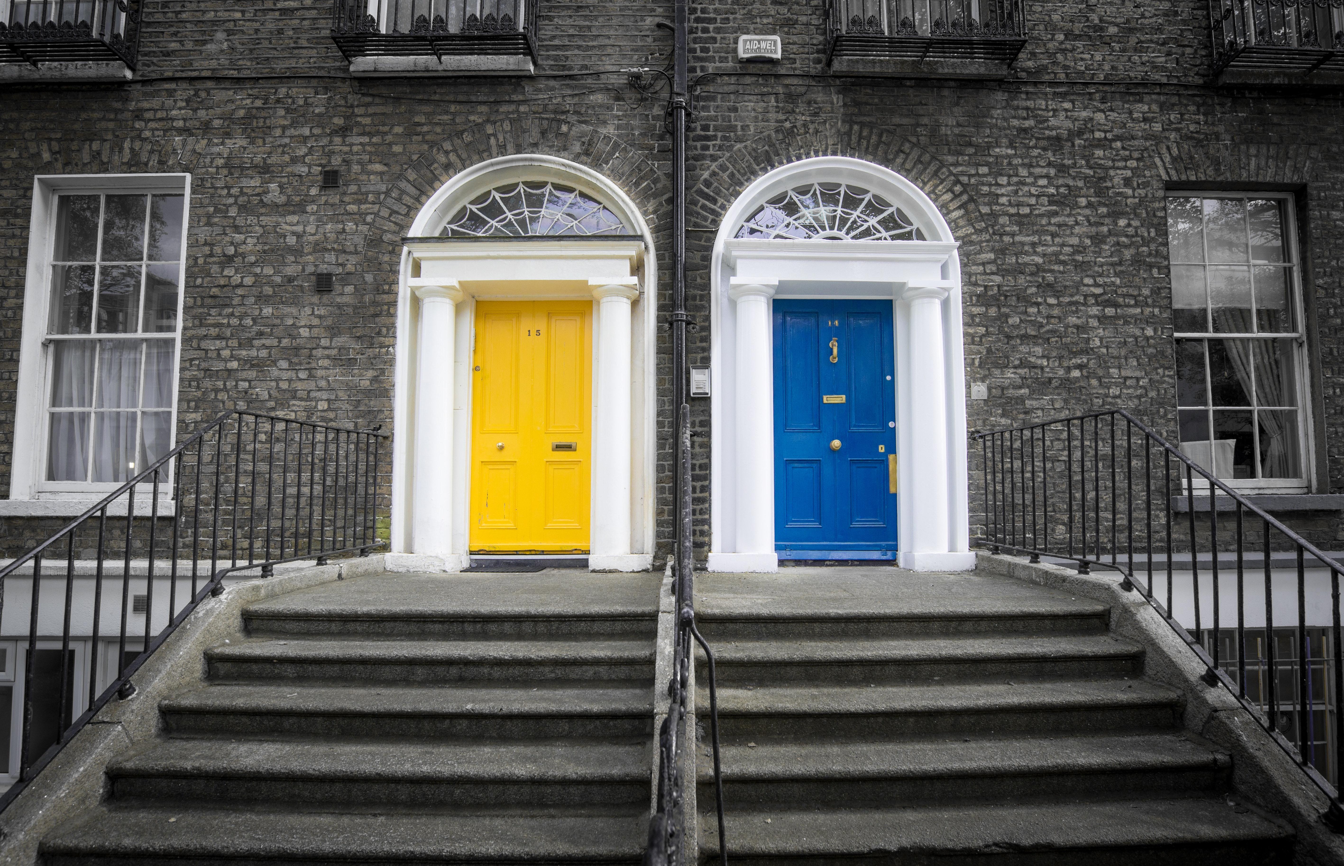 Acomodações na Irlanda: Daft.ie