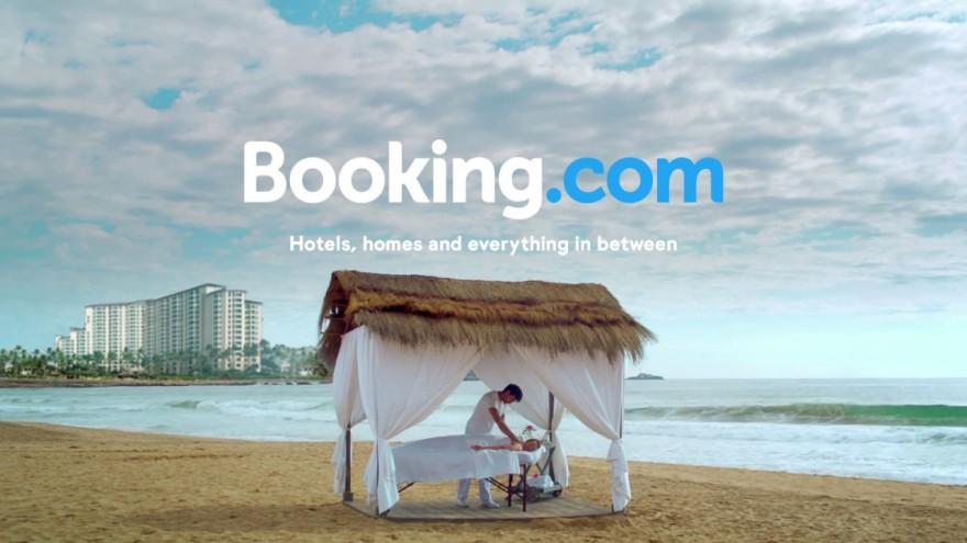 Cupom de desconto booking